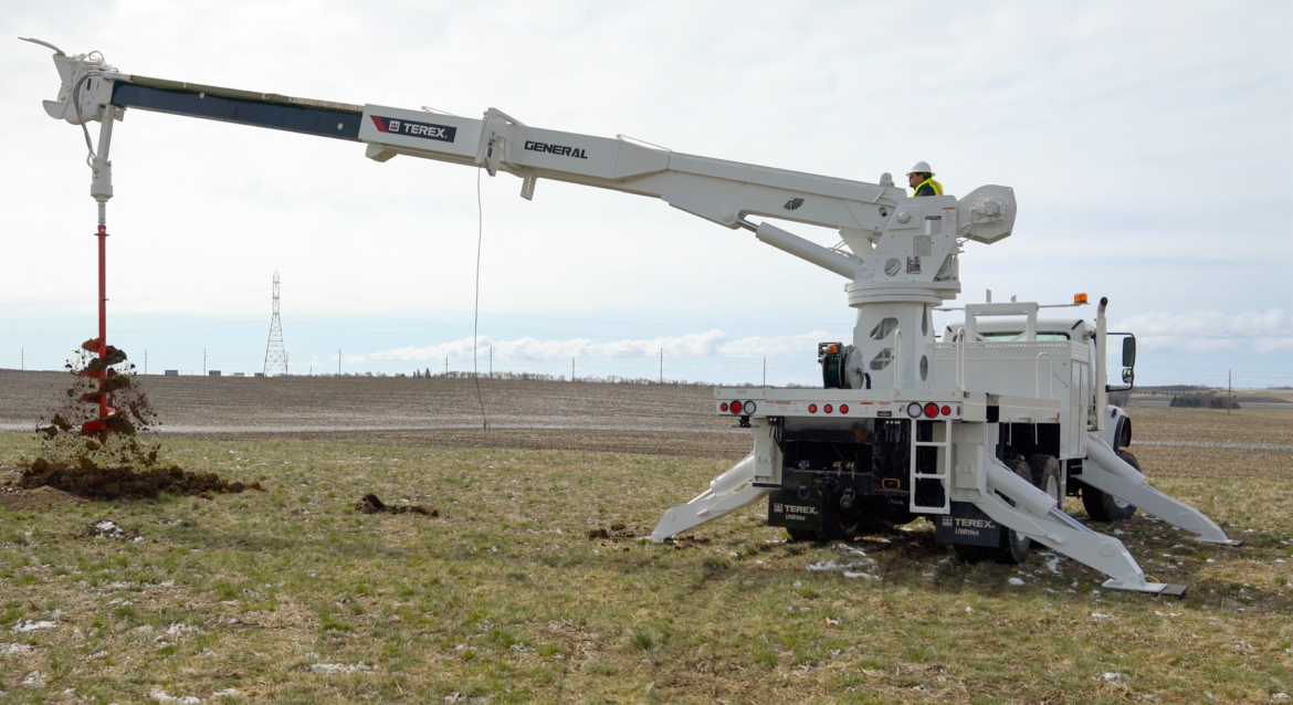 Terex to Debut New Machines at Utility Expo, Including Genie Boom