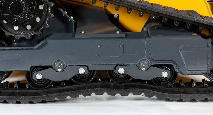 Deere Offering Anti-Vibration CTL Undercarriage for Smoother Rides