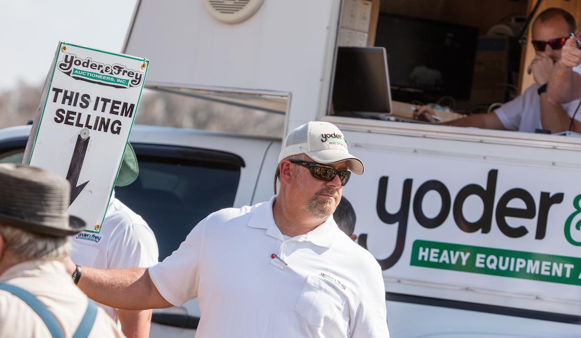 Ritchie Snags Yoder & Frey Parent in $1 Billion Deal