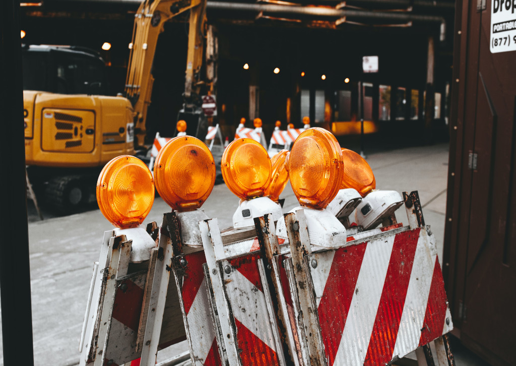 Truckers Banned from I-95 Work Zone in Delaware