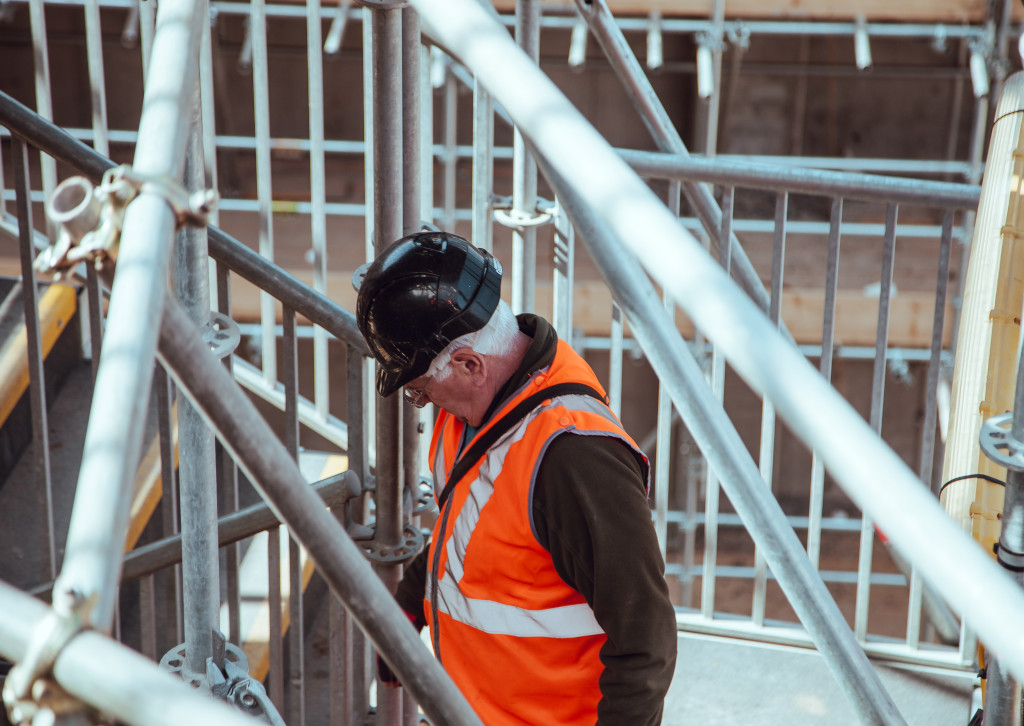 Matt Pruss, Pruss Excavation, named Equipment World's 2021 Contractor of the Year