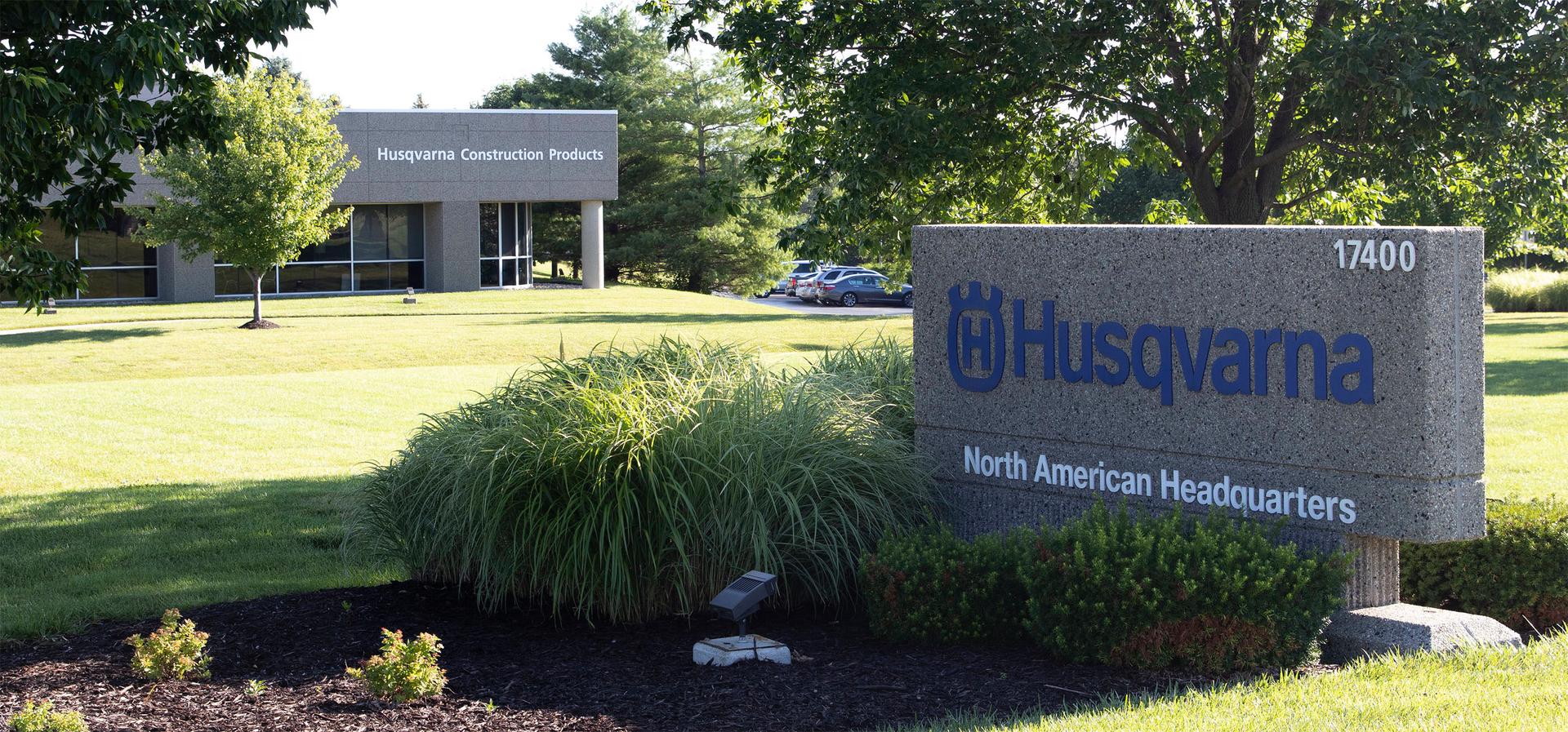 Husqvarna Headquartersphoto