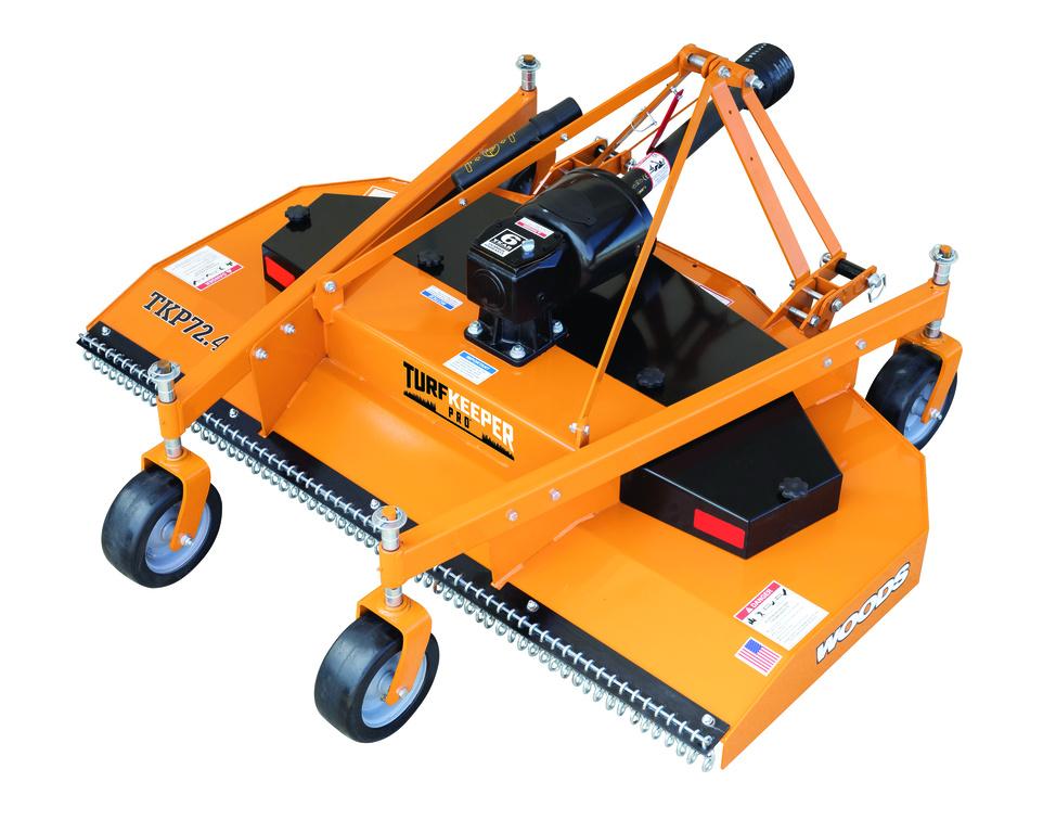 Woods TurfKeeper Pro Mower