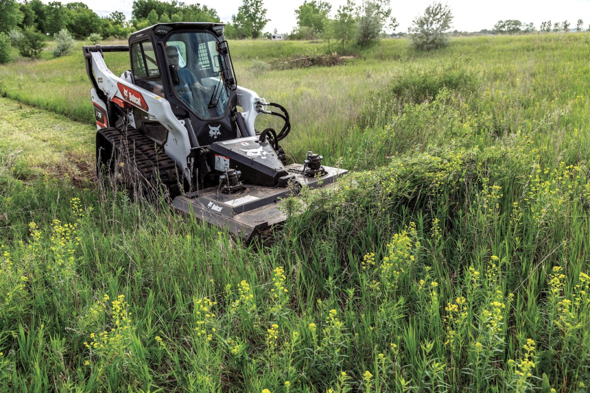 Slash, Rip, Rake and Grab with These 13 Attachments for Clearing Land