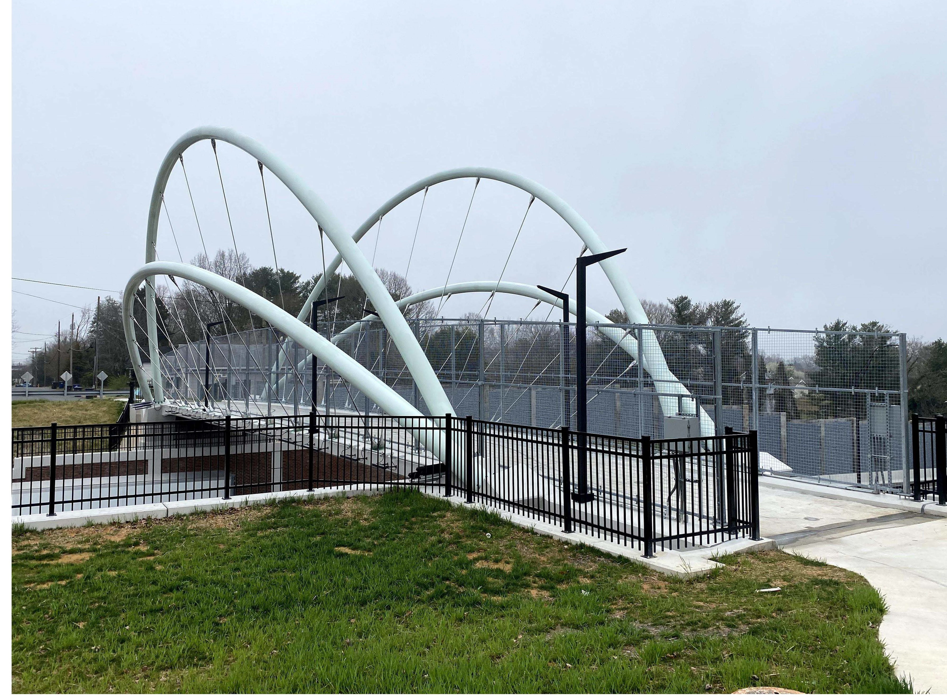 NCDOT Salem Parkway project wins award
